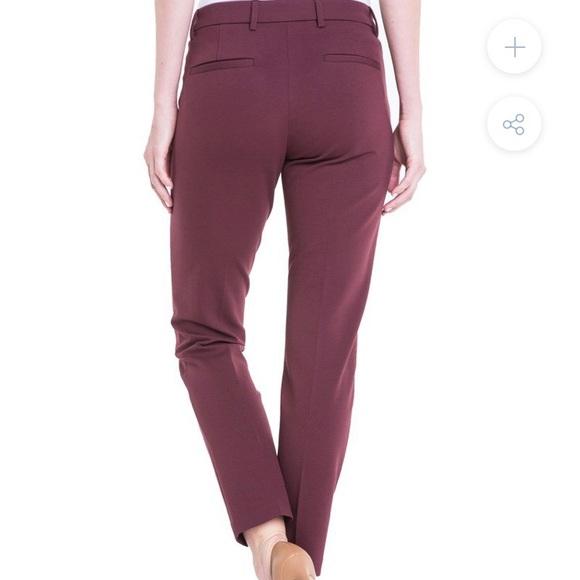 Liverpool Jeans Company Pants Jumpsuits Liverpool Petite Kelsey Knit Trouser Stretch Ponte Poshmark